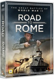 road to rome - the great battles of world war 2 - DVD