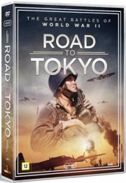 road to tokyo - the great battles of world war 2 - DVD