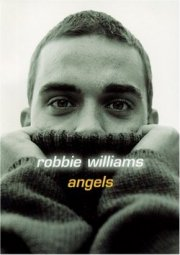 robbie williams: angels  - DVD - Single