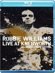robbie williams live at knebworth - 10th anniversary edition - Blu-Ray