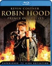 robin hood - den fredløse / robin hood - prince of thieves - Blu-Ray