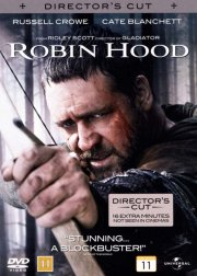 robin hood - 2010 - russell crowe - DVD