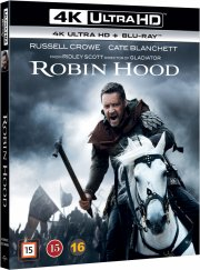 robin hood - 2010 - russell crowe - 4k Ultra HD Blu-Ray