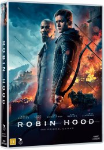 robin hood - 2018 - DVD
