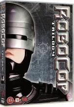 robocop trilogy box - DVD