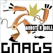 gnags - robot 'n' roll - Vinyl / LP