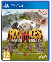 rock of ages 3: make & break - PS4