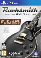 rocksmith 2014 edition - cable bundle - PS4