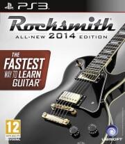 rocksmith 2014 edition - cable bundle - PS3