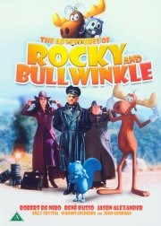 the adventures of rocky and bullwinkle - DVD