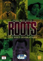 rødder tv-serie / roots - de næste generationer - DVD