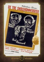 de tre skolekammerater - DVD