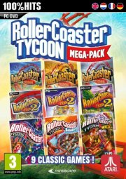 rollercoaster tycoon: 9 mega pack - PC