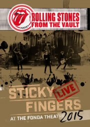 the rolling stones - sticky fingers - live at the fonda theatre - DVD