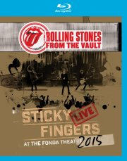 the rolling stones - sticky fingers - live at the fonda theatre - Blu-Ray