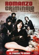 romanzo criminale - sæson 1 - DVD