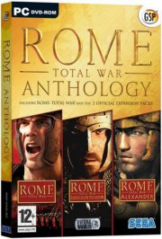 rome anthology - triple pack - PC