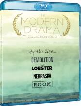 room // the lobster // demolition // nebraska // by the sea - Blu-Ray
