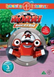 rorri racerbil boks - DVD