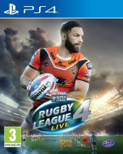 rugby league live 4 - world cup edition - PS4