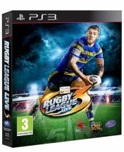 rugby league live - PS3