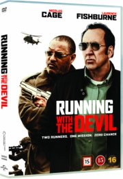 running with the devil - DVD