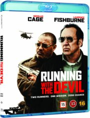 running with the devil - Blu-Ray