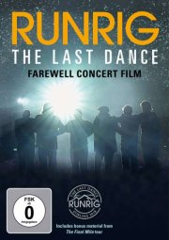 runrig the last dance - farewell concert film - DVD