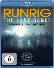 runrig the last dance - farewell concert film - Blu-Ray