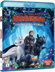 sådan træner du din drage 3 / how to train your dragon 3 - the hidden world - Blu-Ray