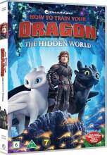 sådan træner du din drage 3 / how to train your dragon 3 - the hidden world - DVD