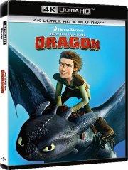 sådan træner du din drage / how to train your dragon - 4k Ultra HD Blu-Ray