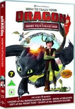 sådan træner du din drage / how to train your dragon - kortfilm - DVD