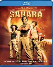 sahara - Blu-Ray