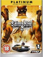 saints row 2 (platinum) - PS3