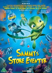 sammys store eventyr - DVD