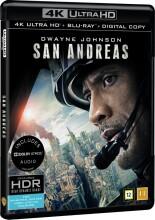 san andreas quake - 4k Ultra HD Blu-Ray