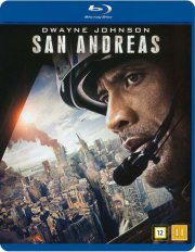 san andreas - Blu-Ray