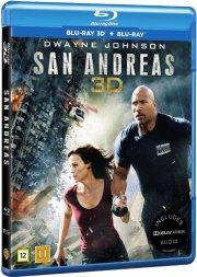 san andreas - 3D Blu-Ray