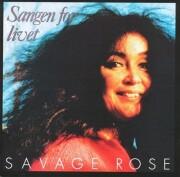 savage rose - sangen for livet - Vinyl / LP