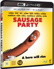 sausage party - 4k Ultra HD Blu-Ray