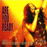 the savage rose - are you ready - cd