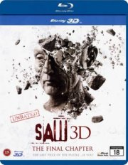 saw 7 - the final chapter - 3D Blu-Ray