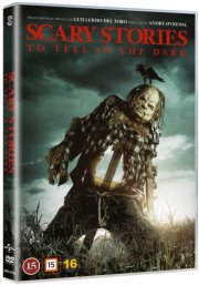 scary stories to tell in the dark - DVD