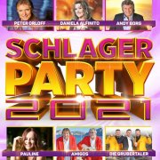 - schlager party 2021 - cd