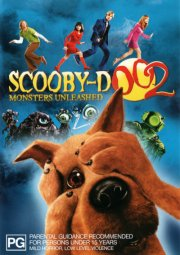 scooby doo 2 - monsters unleashed - DVD