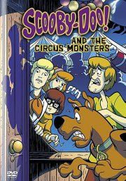 scooby doo and the circus monsters - DVD