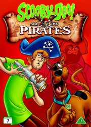 scooby doo and the pirates - DVD