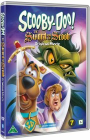 scooby-doo! the sword and the scoob! - DVD