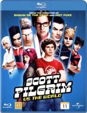 scott pilgrim vs. the world - Blu-Ray